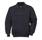 ELBECO SHIELD JOB SHIRTS - TWILL COLLAR