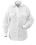 PARAGON PLUS POPLIN LONG SLEEVE SHIRTS - WOMEN'S