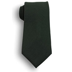 UNIFORM WEAR POPLIN TIES BLACK 57